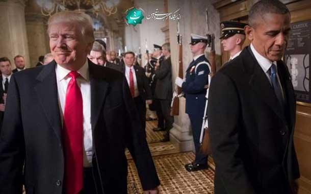 اینستاگرام/ استفن والت: ترامپ ادامه دهنده سیاست خارجی اوباما...