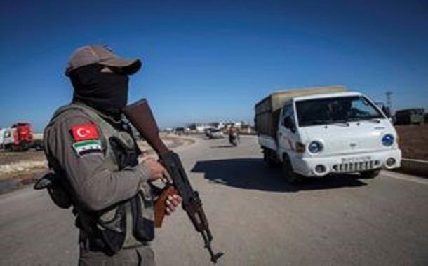 معرفی تروریستهای موسوم به سپر فرات در عملیات شاخه زیتون