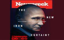 اینستاگرام/ نیوزویک اصطلاح چرچیل در مورد شوروی را در زمان جنگ سرد استفاده کرد