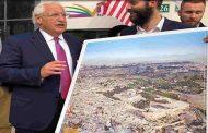 اینستاگرام/ تصویر بنای یهود بجای مسجد الاقصی علنی شد!