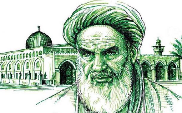 راه آزادی فلسطین از نگاه امام خمینی(ره)