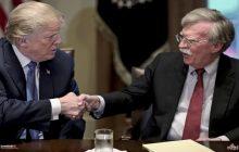 یک نفر به ترامپ و بولتون منطق پشت تصمیمات ایران را توضیح دهد