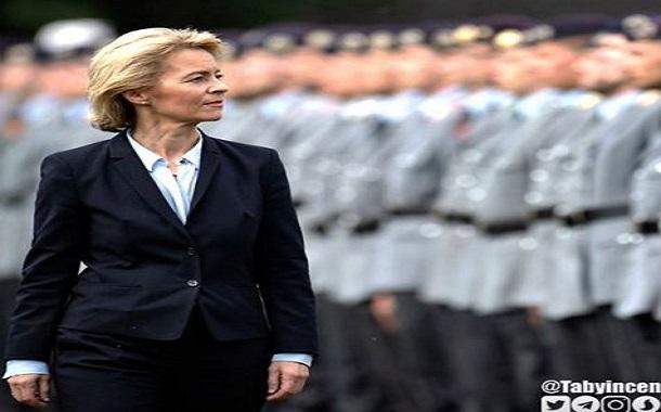 اینستاگرام/ وزیردفاع آلمان: علیه داعش در منطقه غرب آسیا می مانیم