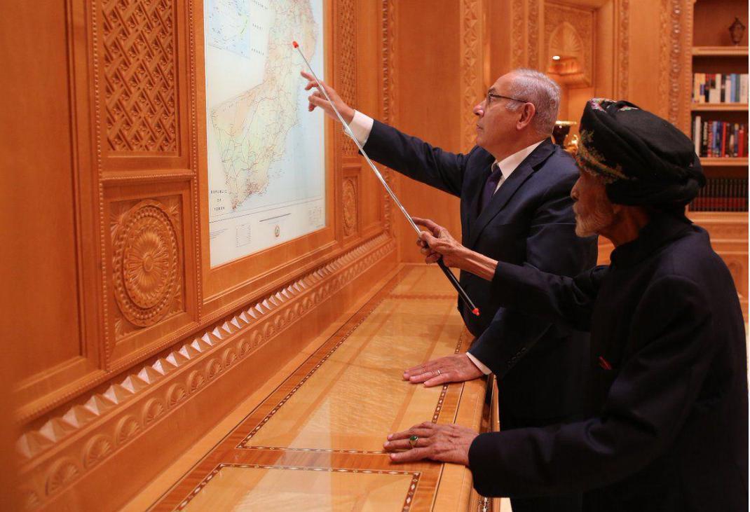 پیامدهای میزبانی شوم عمان از نتانیاهو