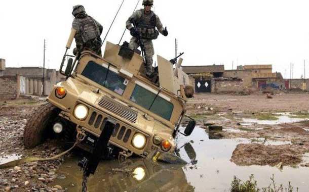 اذعان اندیشکده آمریکایی به مشکلات روزافزون ارتش این کشور