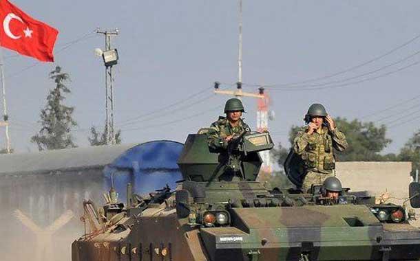 ترکیه و عملیات شرق فرات؛ اهداف و سناریوها