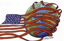 نفوذ آمریکا در میانه اضطراب و اشتیاق