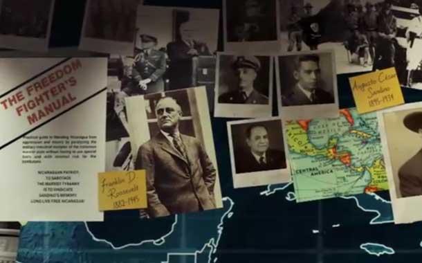 61097 - آپارات/ مستند روزهای آزادی -7- آمریکای مرکزی