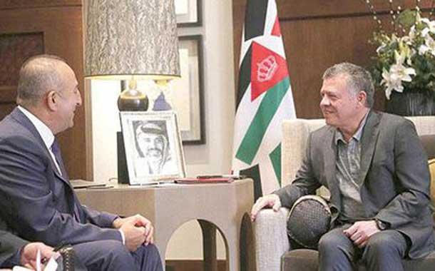 161097 اردن3 - سیاست منطقهای اردن؛ بازی میان دو محور