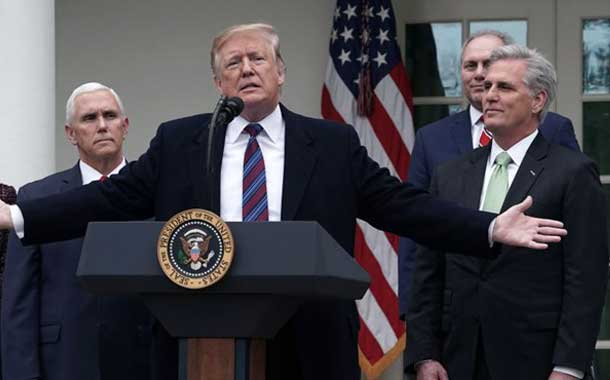 161097 تالب - «داستان تعطیلی»؛ دعوای ترامپ و دموکراتها چه تأثیری بر زندگی آمریکاییها دارد؟