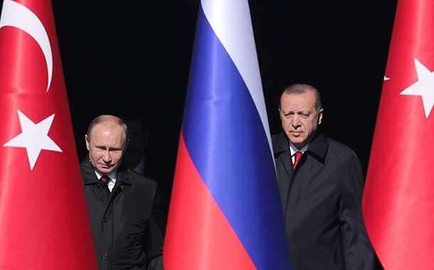 شرق فرات و روابط آنکارا - مسکو