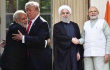 سیاست هند در قبال تحریمهای یکجانبهی ایالات متحده علیه ایران