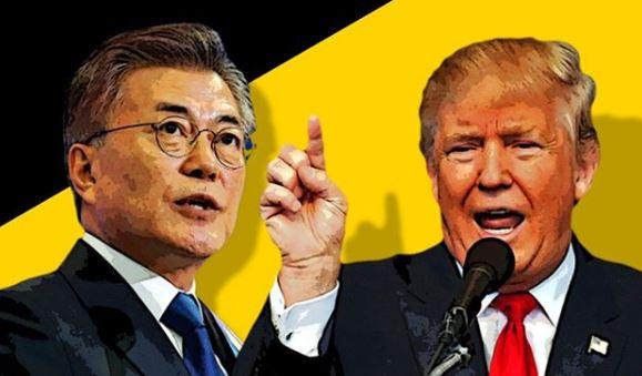 اینستاگرام/ آمریکا: کره جنوبی هم هزینه اش را بپردازد!