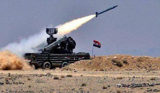 اینستاگرام/ خط و نشان سوریه برای صهیونیست ها...