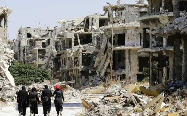 نقشآفرینی روسیه در بازسازی سوریه؛ چرایی و چگونگی