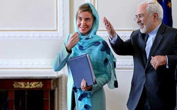 سیاست خارجی اتحادیه اروپا در قبال ایران در سال 97؛ رویدادها و روندها