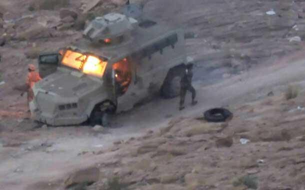 1398 33 - موج سوم حملات آل سعود در شمال یمن به ساحل نرسید
