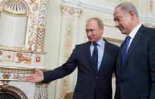 حمایت پوتین از نتانیاهو؛ دلایل و پیامدها