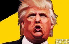 اینستاگرام/ ترامپ: جنجال تنش با ایران جعلی است...