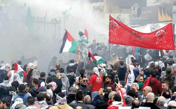 وضعیت آوارگان فلسطینی در سایه اقدامات دولت لبنان