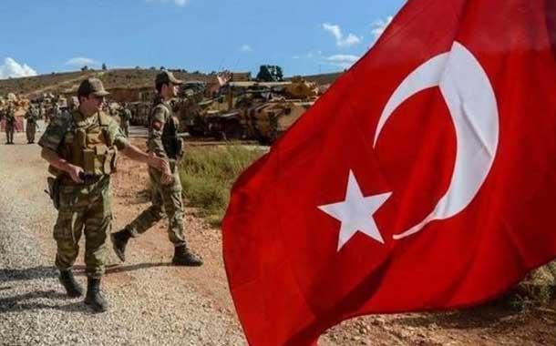 رویارویی پراکنده نظامی ترکیه، متحدان و تروریستها و چند احتمال