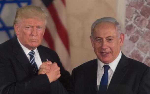 6998 نتانیاهو - طرح واقعی ترامپ برای خاورمیانه