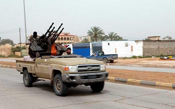 چرخش موضع آمریکا در لیبی برای چیست؟