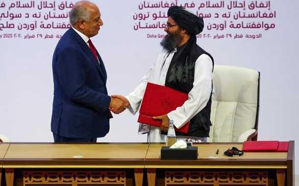 تحلیل توافقنامه صلح آمریکا و طالبان و امکانسنجی اجرای آن