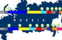 روسیه در سالی که گذشت؛ روندها و رویدادها