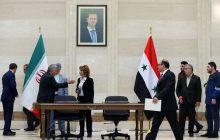 پیامها و پیامدهای تفاهمنامه همکاری نظامی ایران و سوریه برای رژیم صهیونیستی