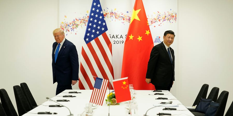 رقابت آمریکا و چین از نگاه اندیشکدههای غربی؛ جنگ سرد جدید