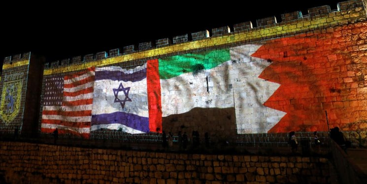 روزنامه صهیونیست: اسرائیل و کشورهای عربی باید دولت بایدن را علیه ایران قانع کنند