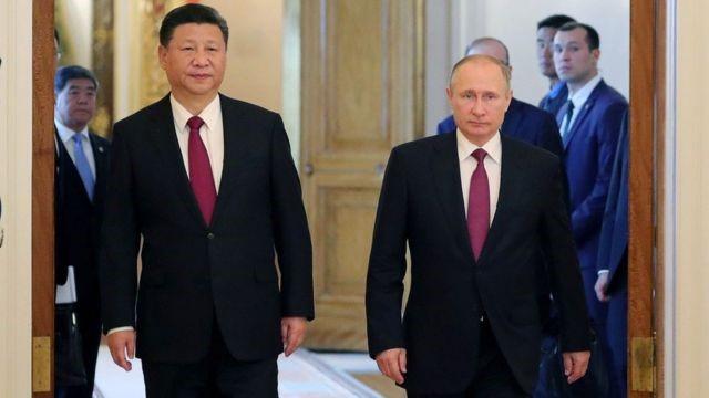 چالشهای همکاریهای چین و روسیه برای دولت بایدن