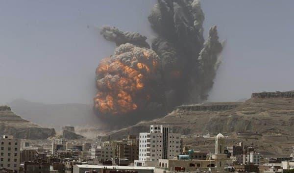 نبردهای شدید بین نیروهای یمنی و دولت مستعفی در حومه شرقی و غربی مأرب