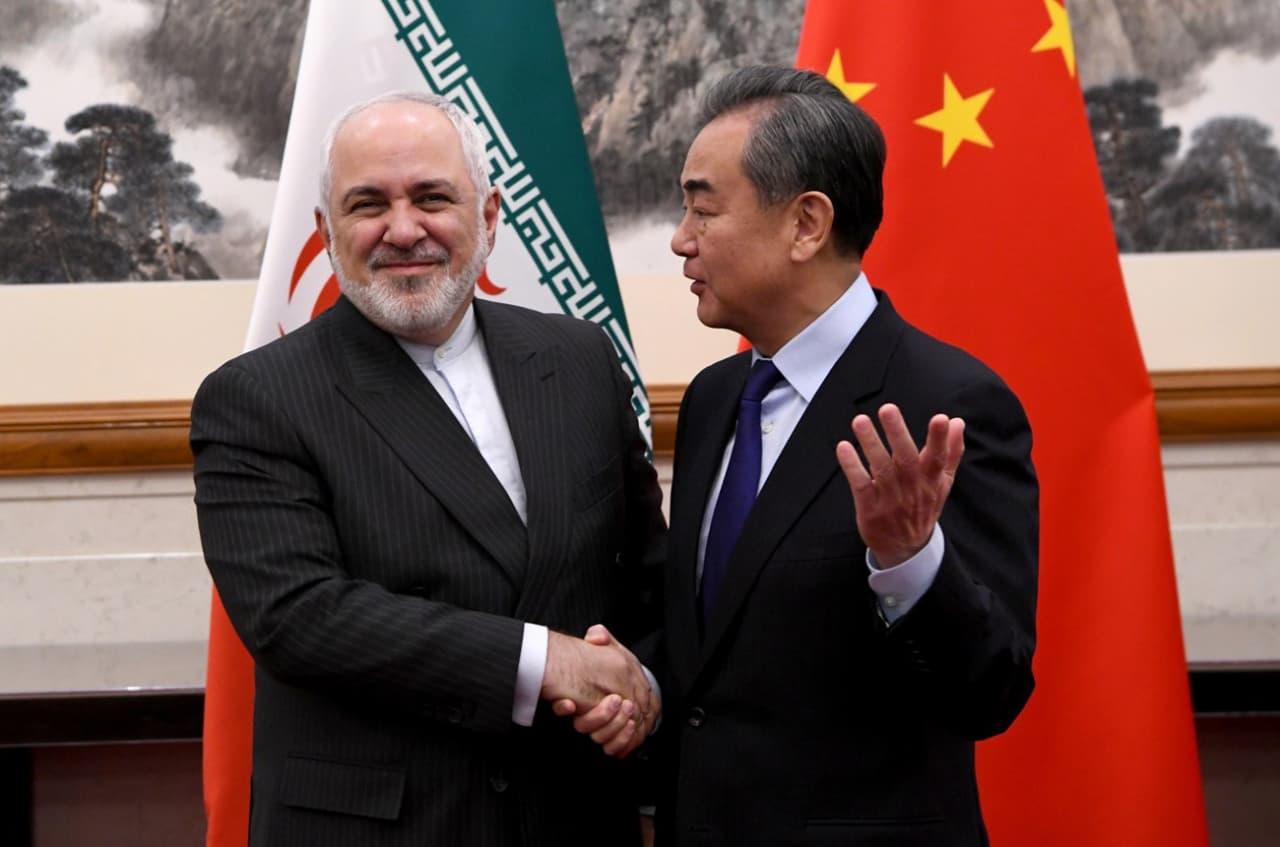 نشنال اینترست: توافق ۲۵ ساله ایران و چین میتواند تغییردهنده بازی در خاورمیانه باشد